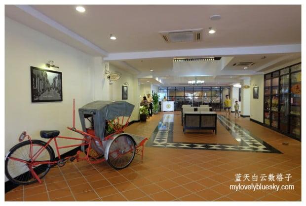 槟城旅游酒店篇: Armenian Street Heritage Hotel 亚美尼亚古迹酒店