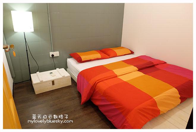 槟城旅游酒店篇:Queen's Hostel