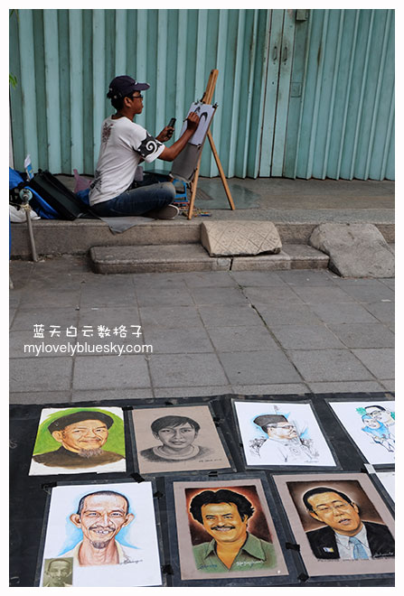 槟城旅游:Armenian Street's Got Talent  文艺达人巷