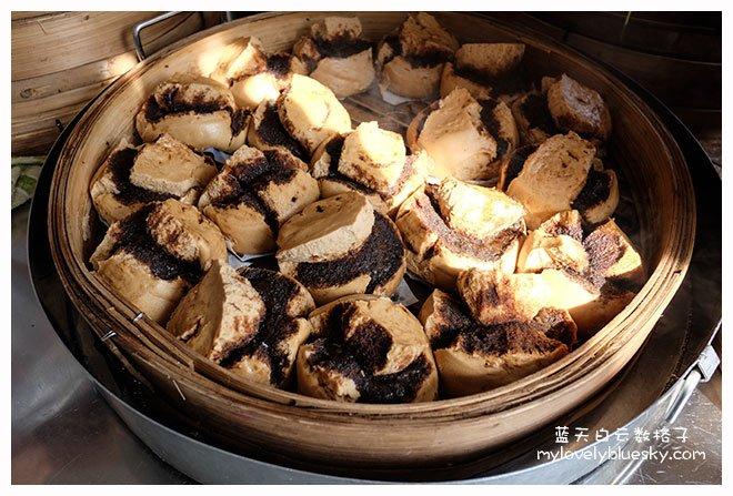 槟城美食:浮罗山背黑糖包