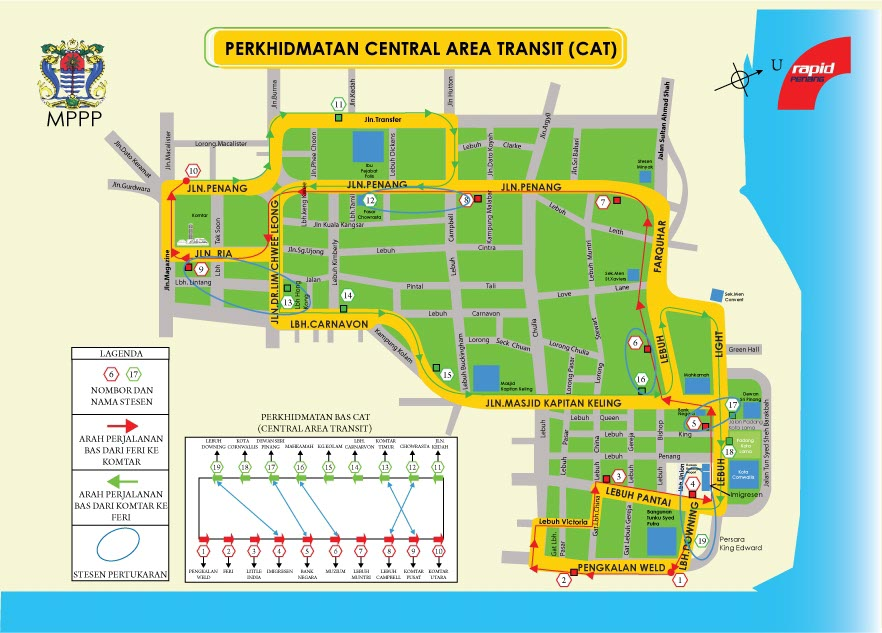 地图来自 http://www.visitpenang.gov.my/portal3/getting-to-penang/getting-around/63-getting-around/429-cat.html