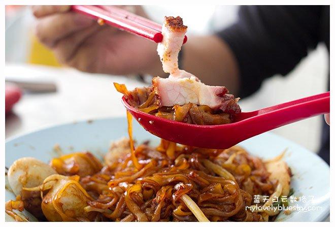 北海美食:金星烧肉粿条汤