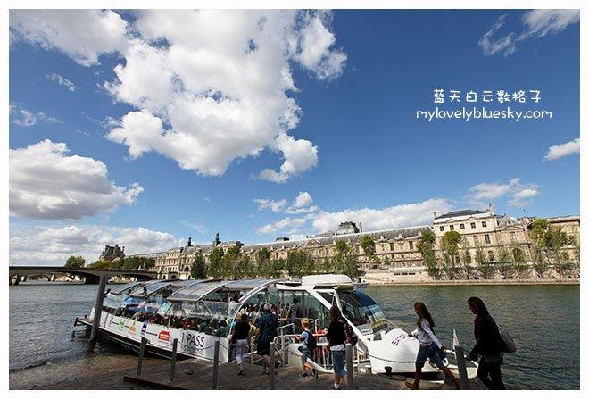 法国巴黎旅游:漫游塞纳河 Seine