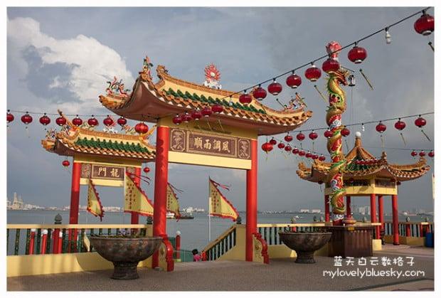 槟城旅游: 玄母殿