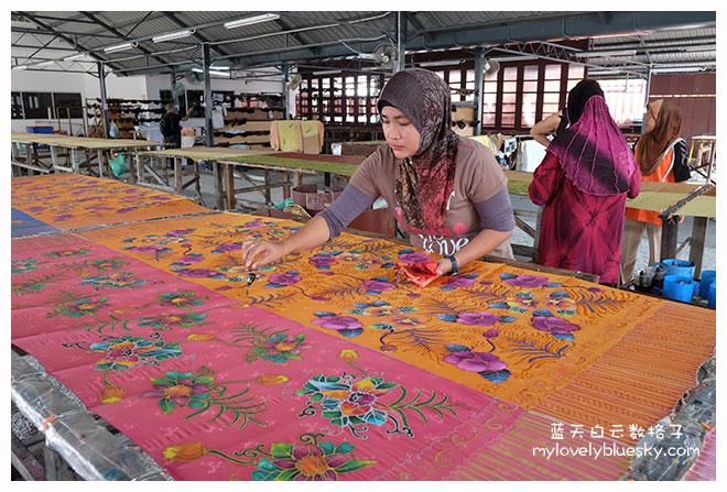槟城旅游:Craft Batik
