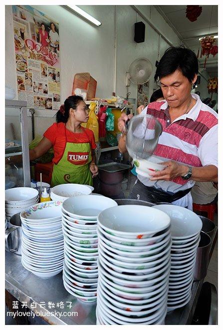 椰脚粿条汤