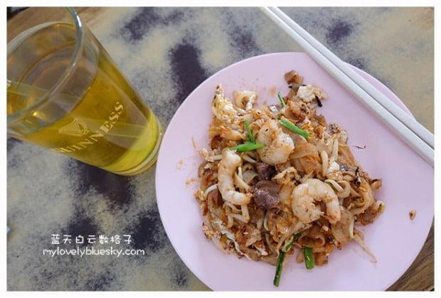 槟城美食:老虎炒粿条