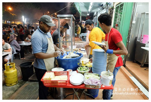 马六甲美食:Restoran Pak Putra Naan & Tandoori