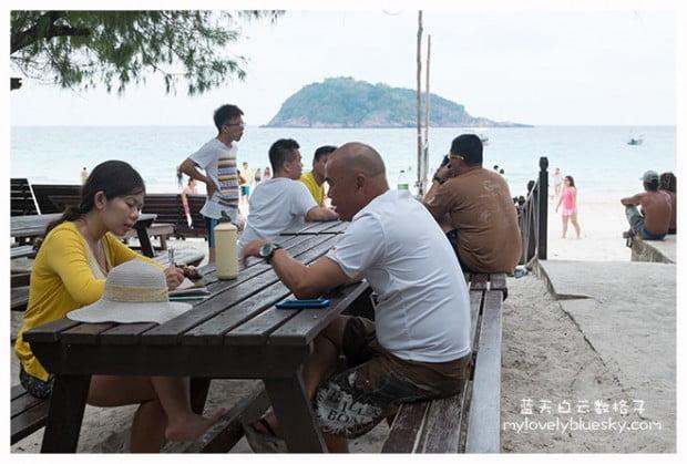 热浪岛旅游酒店篇:Redang Pelangi Resort