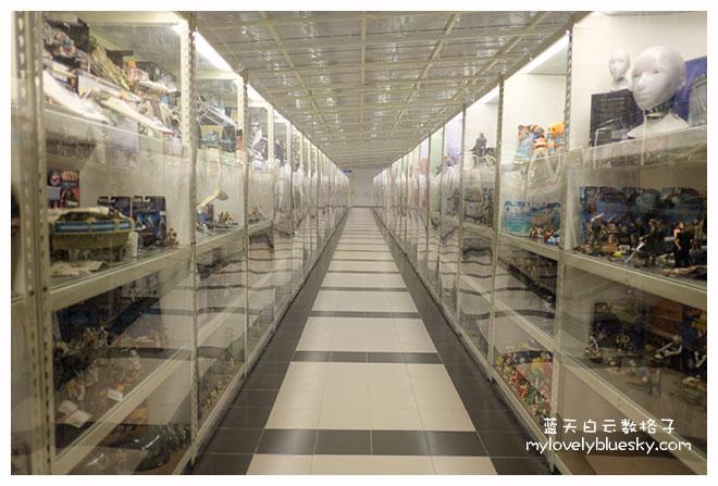 槟城旅游:Toy & Fantasy Museum