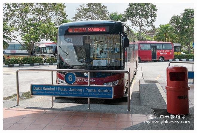 马六甲出发篇和交通篇:槟城到马六甲和Melaka Sentral