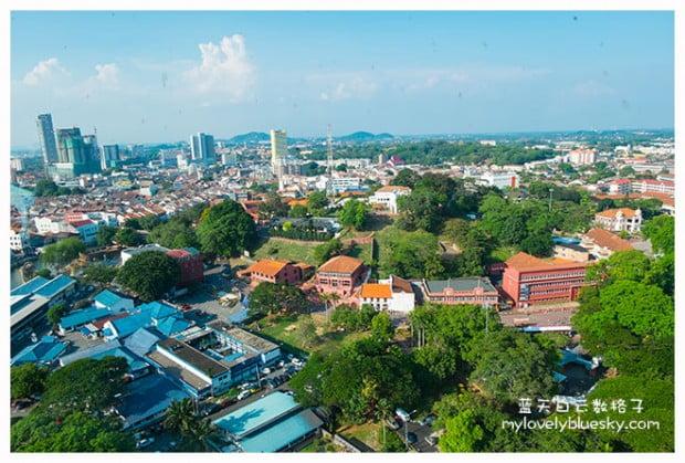 马六甲景点:Menara Taming Sari