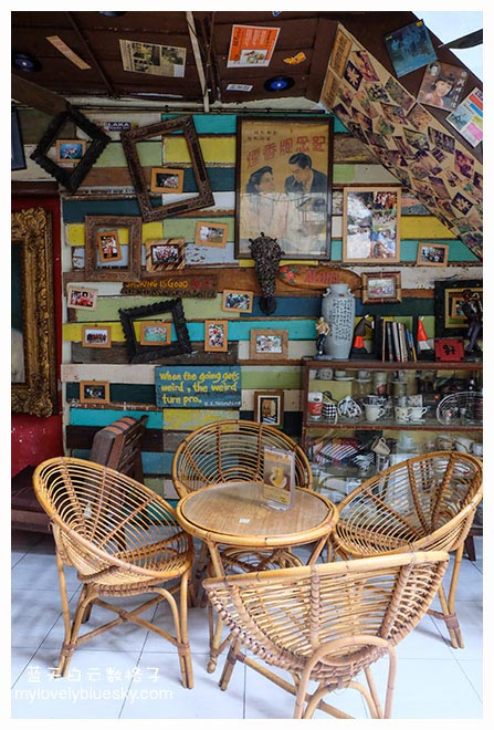 马六甲美食:迦南地咖啡艺术馆 Calanthe Art Cafe