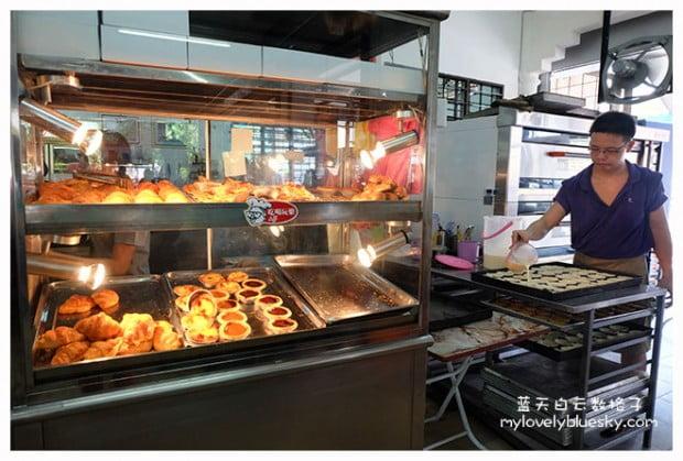 大山脚美食:圣淘沙茶餐室