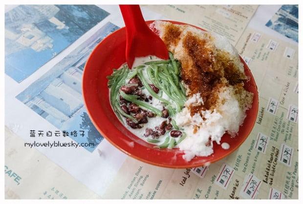 马六甲美食:民众饮食室