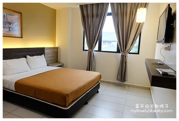 马六甲旅游酒店篇: Hotel Suria Melaka