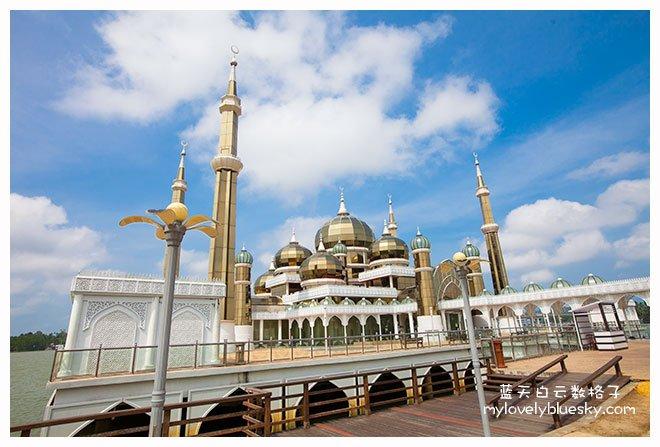 登嘉楼旅游:水晶清真寺