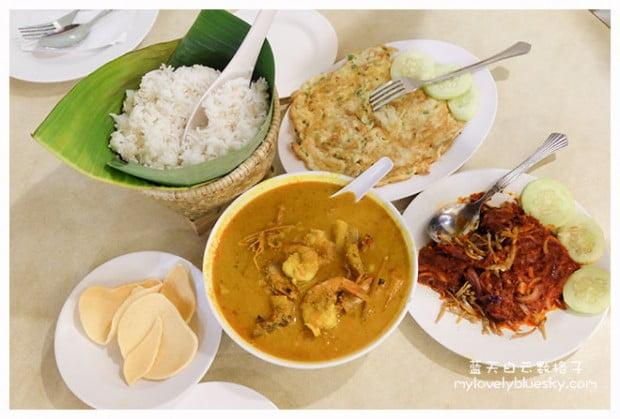 马六甲娘惹餐馆 ole sayang 亲切餐馆