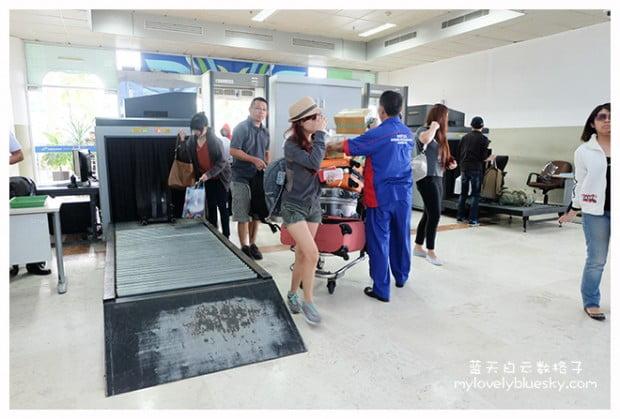 Air Asia 首航体验: Johor Bahru (JHB) <-----> Lombok (LOP)