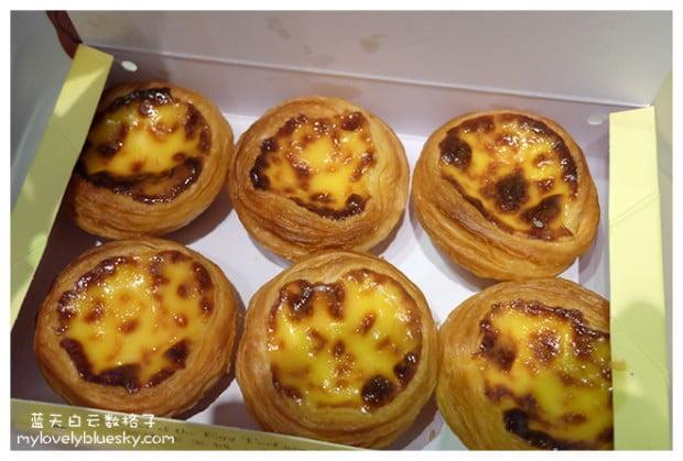 澳门美食:安德鲁葡挞