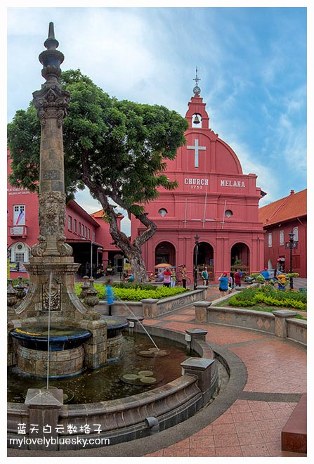 Melaka-Christ-Church-1