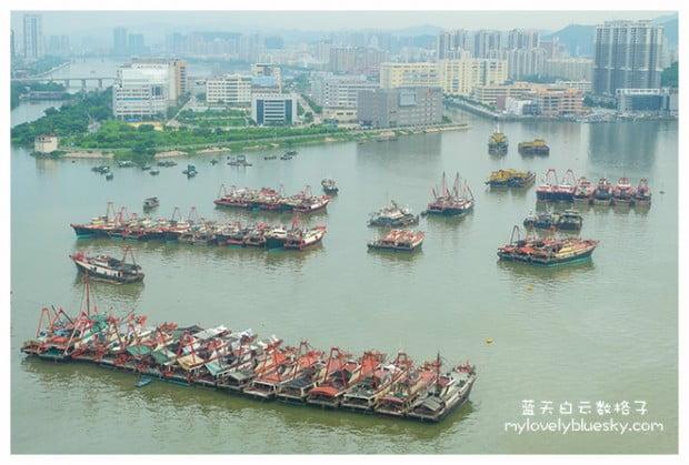 澳门旅游酒店篇:Sofitel Macau At Ponte 16