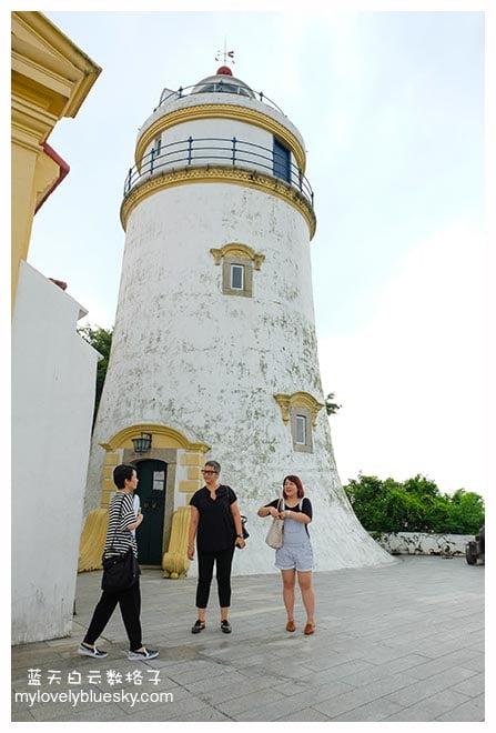东望洋炮台
