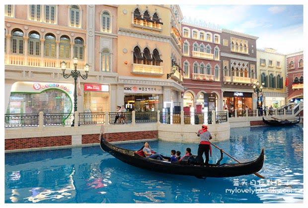 The Venetian澳门威尼斯人