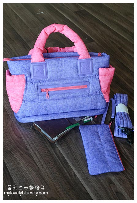 Mini CT-Bag 2.0 ( Purple Spring 紫漾 )