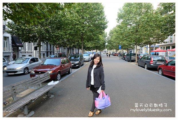 2个女子玩翻欧洲布鲁塞尔尼斯摩纳哥巴黎11天