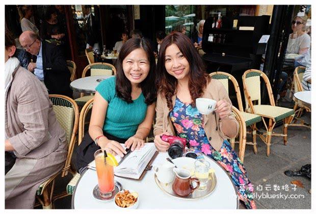 手账:《2个女子玩翻欧洲布鲁塞尔尼斯摩纳哥巴黎》