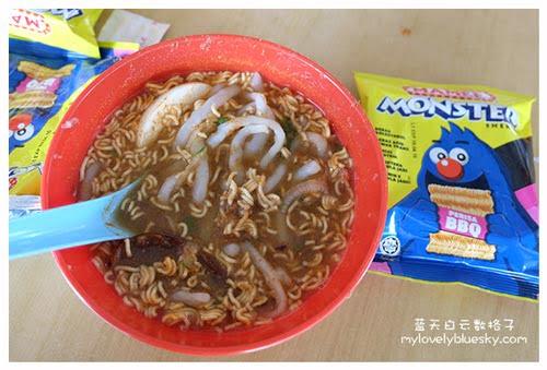 霹雳班台美食:海鲜叻沙