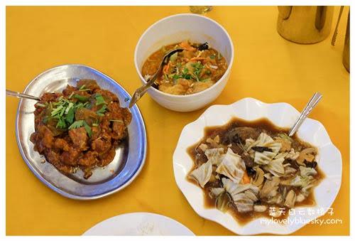 霹雳实兆远美食 : 亚兴酒家和群华海鲜园酒家 ( 实兆远分行)