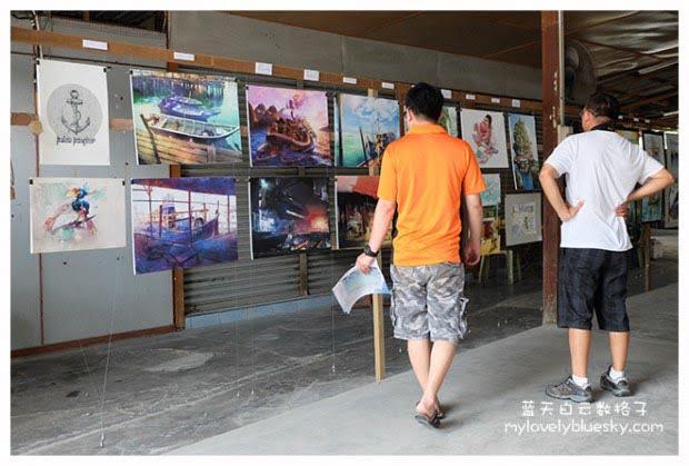 19号符策刚 &林家晖博士 -《海花再现》珊瑚礁保育展 @ 老汉