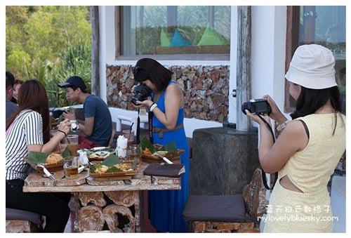 印尼龙目岛美食:Ashtari Restaurant and Lounge