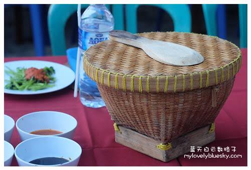 印尼龙目岛美食:Warung Menega Lombok