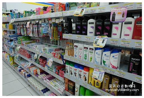 印尼龙目岛购物:Indomaret
