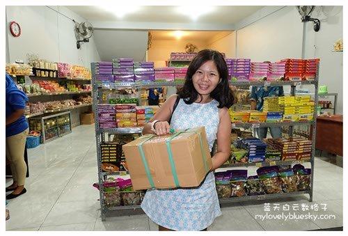 印尼龙目岛购物:Indomaret & Ud Amelia