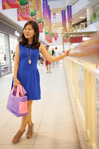 Whitesoot 的The Little Blue Dress