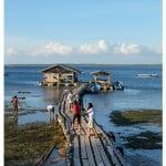 印尼龙目岛旅游完结篇:Waterfall Singang Gila + Autore Pearl Farm and Showroom + Pantai Vulkanik Nipah