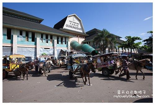 Pasar Gunung Sari