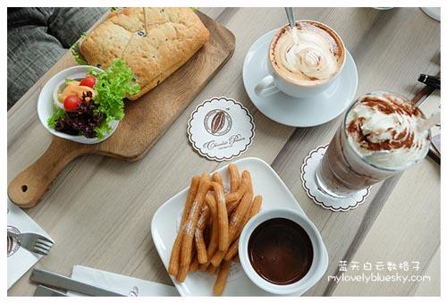 Chocolate Passion Chocolate Cafe