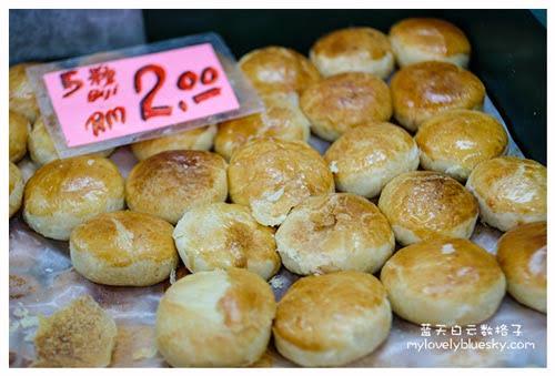槟城美食:亚依淡来客饼铺