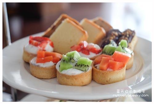 Holiday Inn Resort Penang: English Afternoon Tea