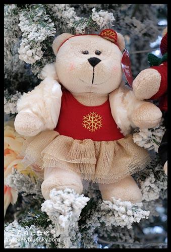 Stabucks Christmas Bearista Bear Year 2014