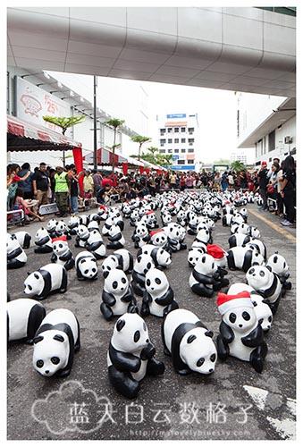 槟城站:1600熊猫游大马