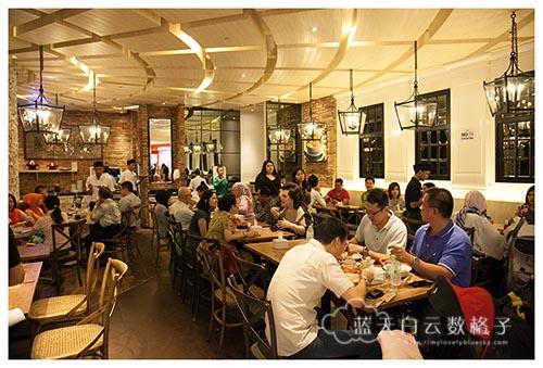 印尼雅加达Jakarta美食:Kafe Betawi