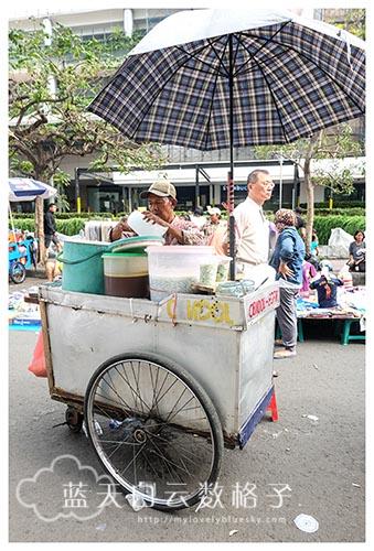 印尼雅加达 Jakarta旅游:Car-Free Day 无车日