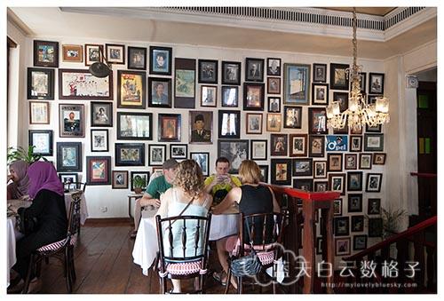 印尼雅加达 Jakarta 美食:Cafe Batavia
