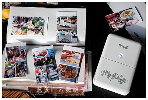 Pringo P231印相机